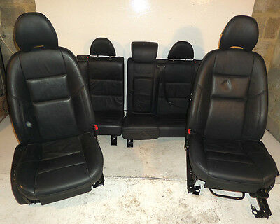 Volvo V50 Complete Interior With Door Card Full Leather 2010 Model
