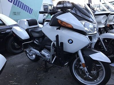 2009 Bmw R1200Rt Police  2009 Bmw R1200 Rtp Police  Only 24K Miles  Wow...
