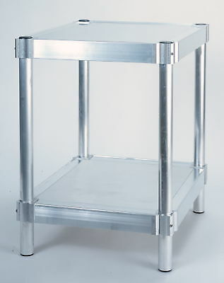 PVIFS Equipment Stand 2 Shelf Shelving Unit Starter