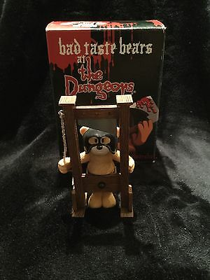 Bad Taste Bears- Johnson- Dungeon Collection- Excellent Condition