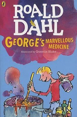 George's Marvellous Medicine (Dahl Fiction),New Condition
