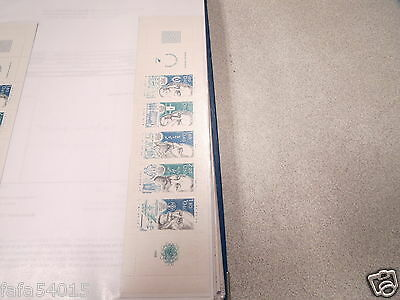 TIMBRE FRANCE NEUF CARNET bande 1986 N° 2400A LUXE personnages scientifiques