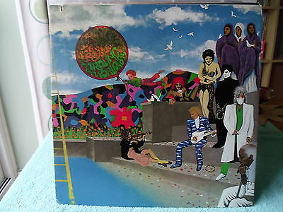 Prince.  Around The World In A Day. Excellent Condition U.s. Press 1985 Lp.