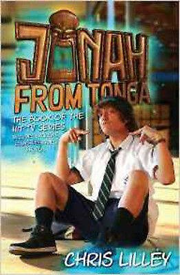 Jonah from Tonga, New, Lilley, Chris Book