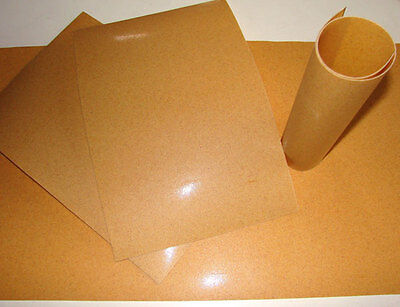 "Worbla Thermoplastic Cosplay Costume Making Sheet 29"" X 39"" Usa Seller"