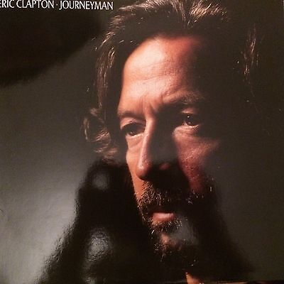 Eric Clapton;journeyman,duck Records Wx 322,first German Press 1-A,1-B3