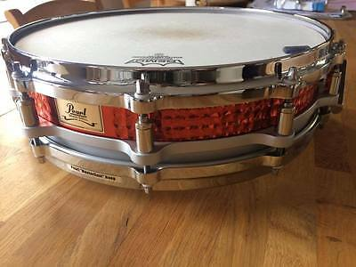 """PEARL Free Floating Hammered Red Brass Shell Snare 14"""" x 3,5"""""""