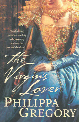 The virgin's lover by Philippa Gregory (Paperback)