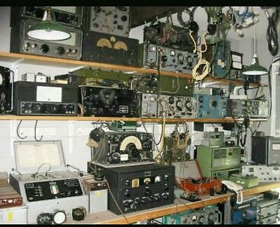 Cb radio repair and test and tune up