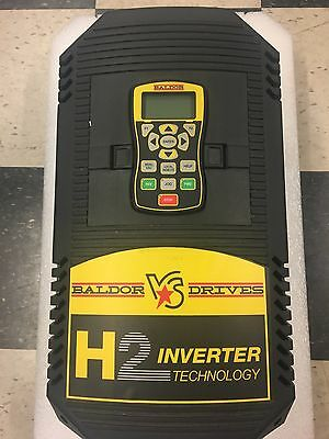 New BALDOR Variable Frequency Drive VS1SP4220-1B, 20 HP, 3 phase, 240V
