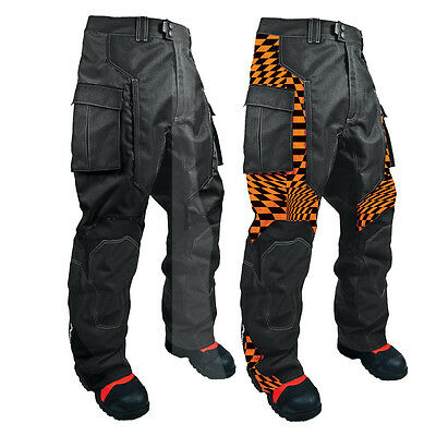 HMK Throttle Warm Insulated Winter Adult Riding Gear Snowmobile Pants