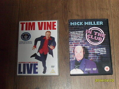 2  comedy DVDs