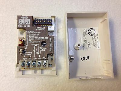 Honeywell Ademco 4190WH Two (2) Zone Expander Remote Point Module Vector Vista
