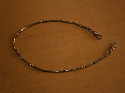 Antique Vintage Rare Metal Chain For Pocket Watch