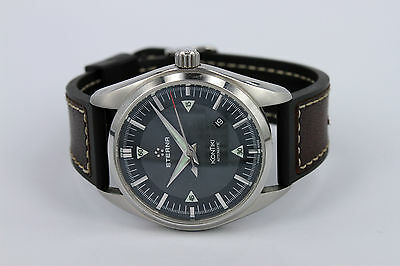ETERNA KONTIKI AUTOMATIC Date 07/2016 Uhr/Watch BOX and Papers MINT Herren/Gents
