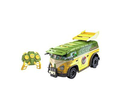 Teenage Mutant Ninja Turtles Party Van Remote Control **New**