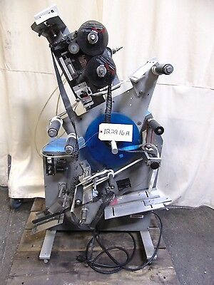 Industrial Fasson Label Machine Modulus III Pressure Sensitive Labeler