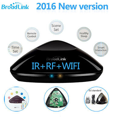 Broadlink RM PRO WiFi Smart Remote Controller Home Automation Apply APP EU Plug