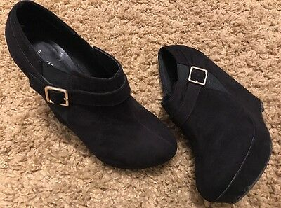 Women's New Look Wedge Shoes, Size 6