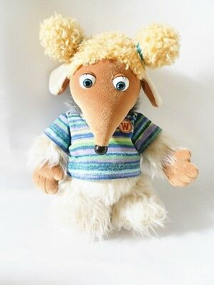 The Wombles Alderney Vintage 1998 Plush Toy