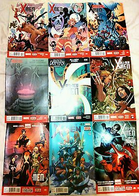 Bundle X-Men Comics - #1 All New Astonishing Amazing Marvel Book Lot Collection