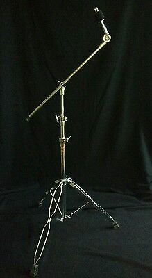 Cannon double braced boom cymbal stand, great condition