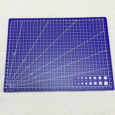 -UK- A4 Cutting Mat, Crafts, Art/ Architecture 30 x 22cm Grid Lines
