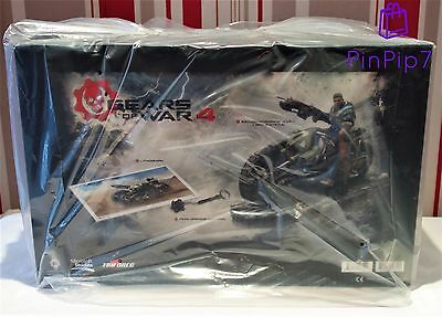 *** Gears Of War 4 *** Collector's Edition *** No Game *** New & Sealed ***