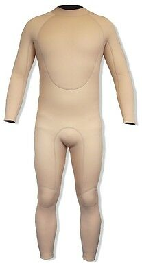 Flesh Skin Nude Coloured Wetsuit Neoprene XL new film + TV