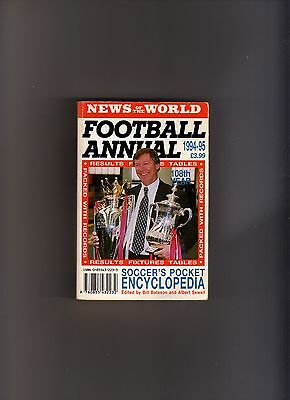 News Of The World Football Annual 1994-95