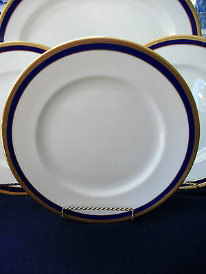 COALPORT ELITE ROYALE (c.1972+) DINNER PLATE (s)- EXCELLENT! ELEGANT! MINT!