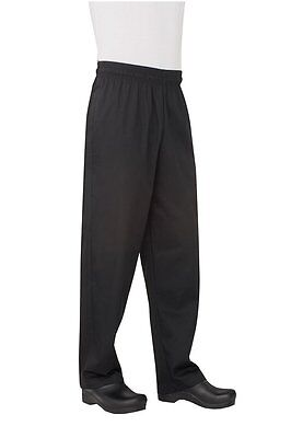 Chef Works Men's Essential Baggy Chef Pant NBBP