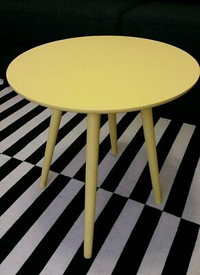 Milk and sugar side table