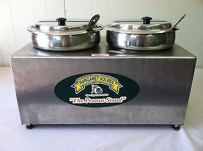 Margaret Holmes Peanut Stand Broilking Professional Countertop Warmer Soup Chili