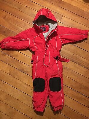 Ski Suit Girls Boys  Age 4-5