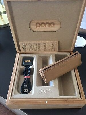 Pearl Jam Limited Edition Pono Music Player only 495 Made