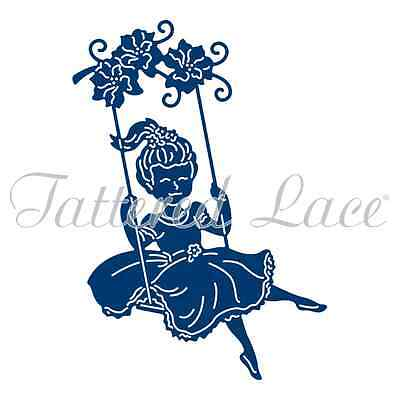 Tattered Lace Dies - Polly   NEW RELEASE  TLD0006 ~ POLLY