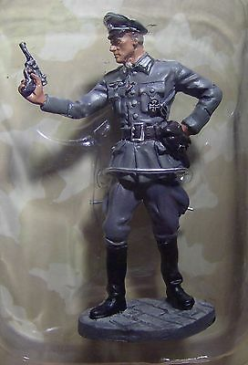 Del Prado King & Country WW2 German Officer Soldier Infantry Wehrmacht 1940 1/30