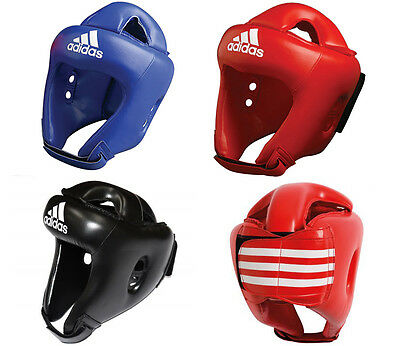 Adidas Rookie Kids Childrens Boxing Head Guard Martial Arts Headguard XL *SALE*