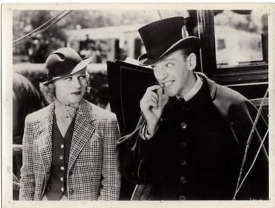 FRED ASTAIRE,GINGER ROGERS,Top Hat ,  f14181