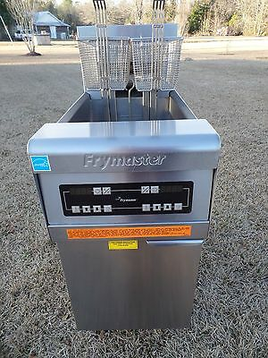 Frymaster Electric Deep Fryer Model#: RE117SD, 208V 3Ph Xtra CLEAN Y to buy NEW?