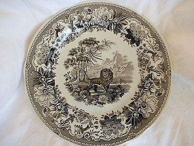 """Spode Archive Collection Traditions Series Dinner Plate """"Aesop's Fables"""""""