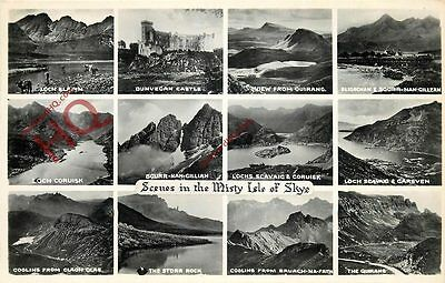 Postcard: Scenes In The Misty Isle Of Skye (Multiview) [Abraham]