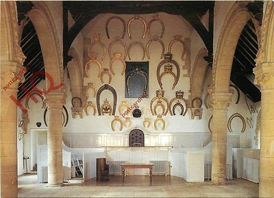 Postcard: Oakham Castle, Interior Of Great Hall