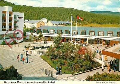 Postcard: Aviemore, The Aviemore Centre