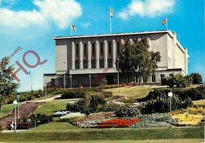 Postcard: Mariehamn Aland Finland, The Town Hall By Lars Sonck