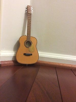 American Girl Acoustic Guitar with Case