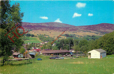 Postcard: Spean Bridge from the Golf Course