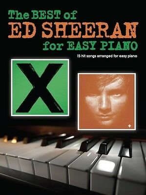 The Best Of Ed Sheeran For Easy Piano von Ed Sheeran