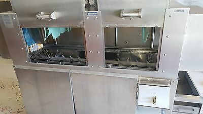 Adc-66 Low Temp Conveyor Dishwasher